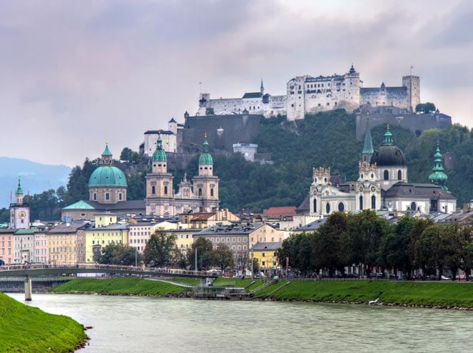 Salzburg City Break Exp 2