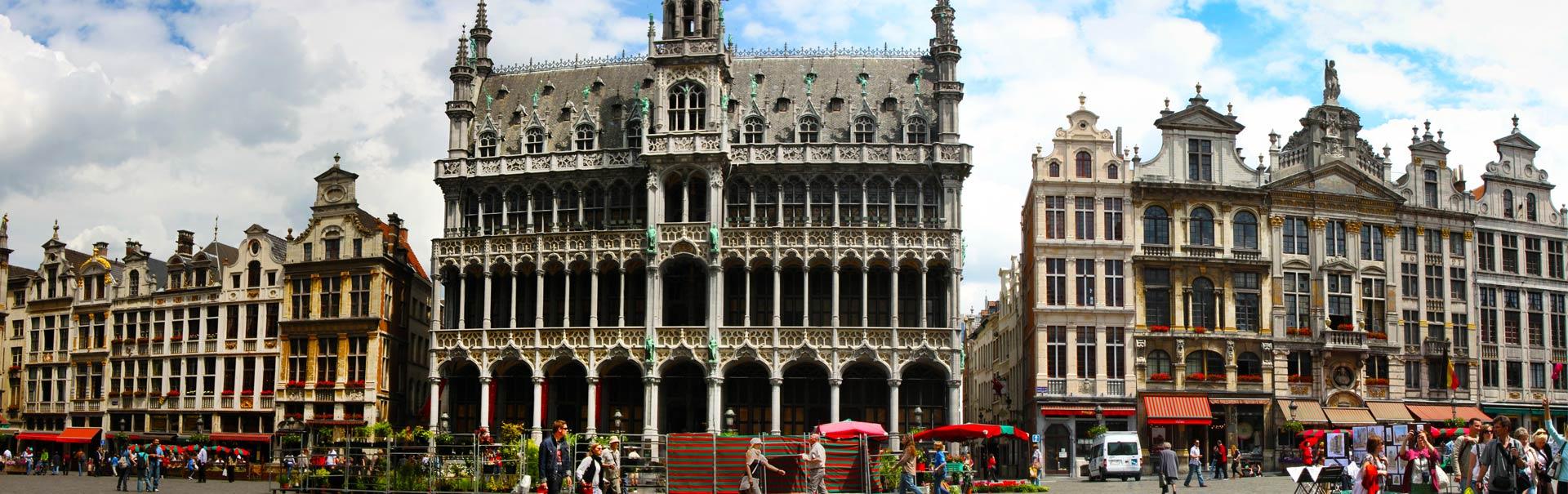 Brussels City Break (SHBE3) Banner