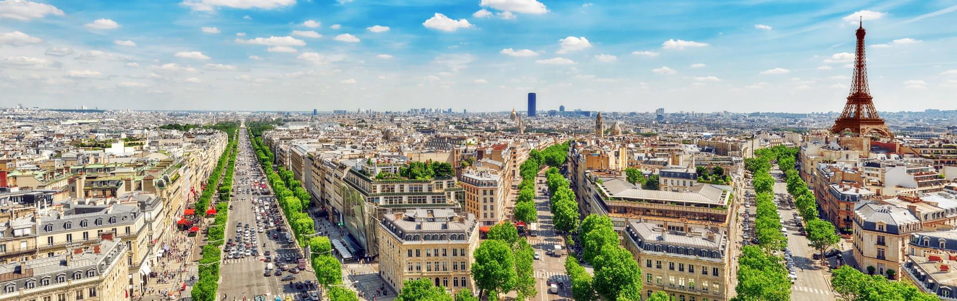 Paris Birthday Special (SHFR11) Banner