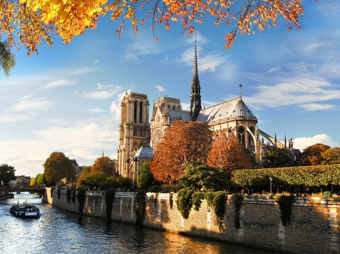 Paris City Break Exp 3