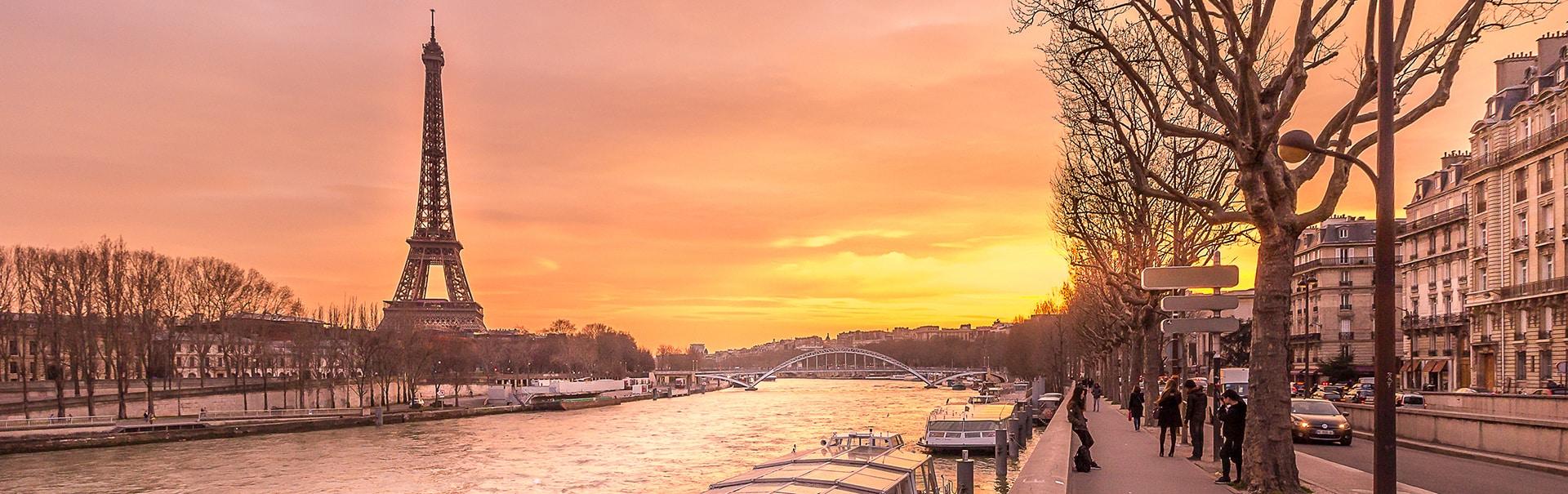 Romantic Paris (SHFR7) Banner