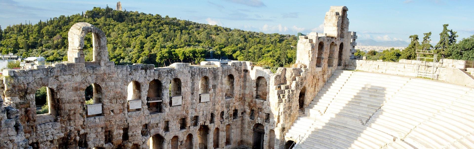 Athens Escape (SHGR2) Banner