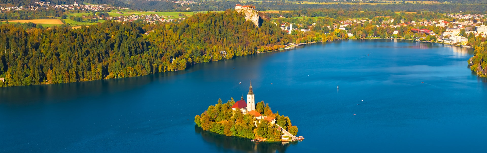 Discover Slovenia (SHSV1) Banner