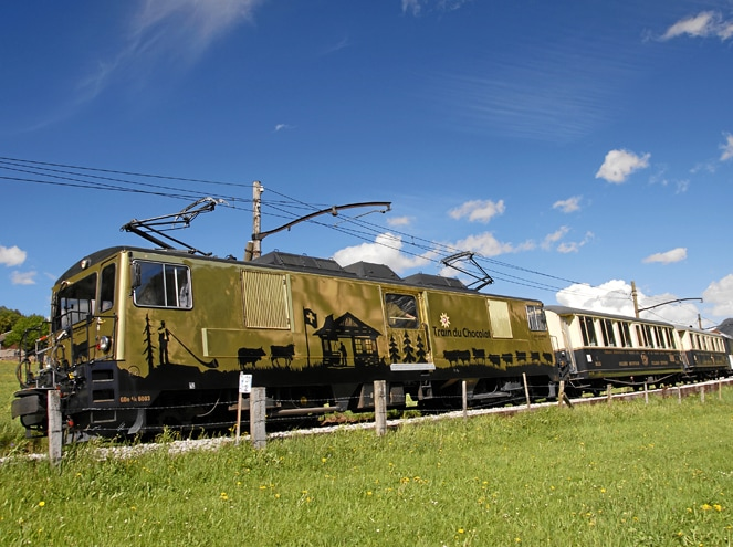 Switzerland with Chocolate Train Exp 3