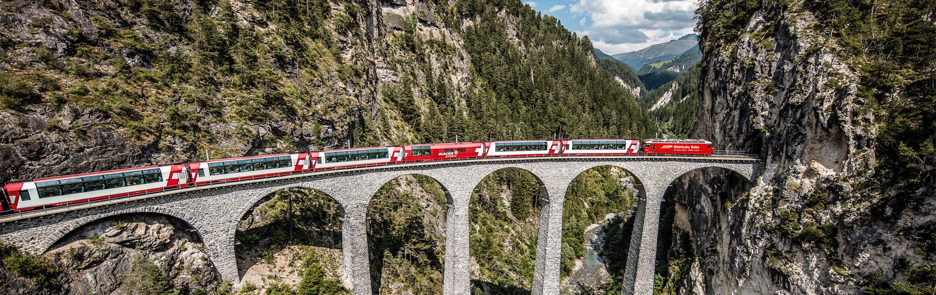 Best of Switzerland with Glacier Express (SHSW9) Banner