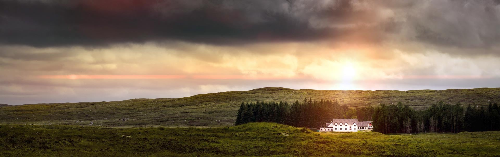 Scenic Scotland (SHUK11) Banner