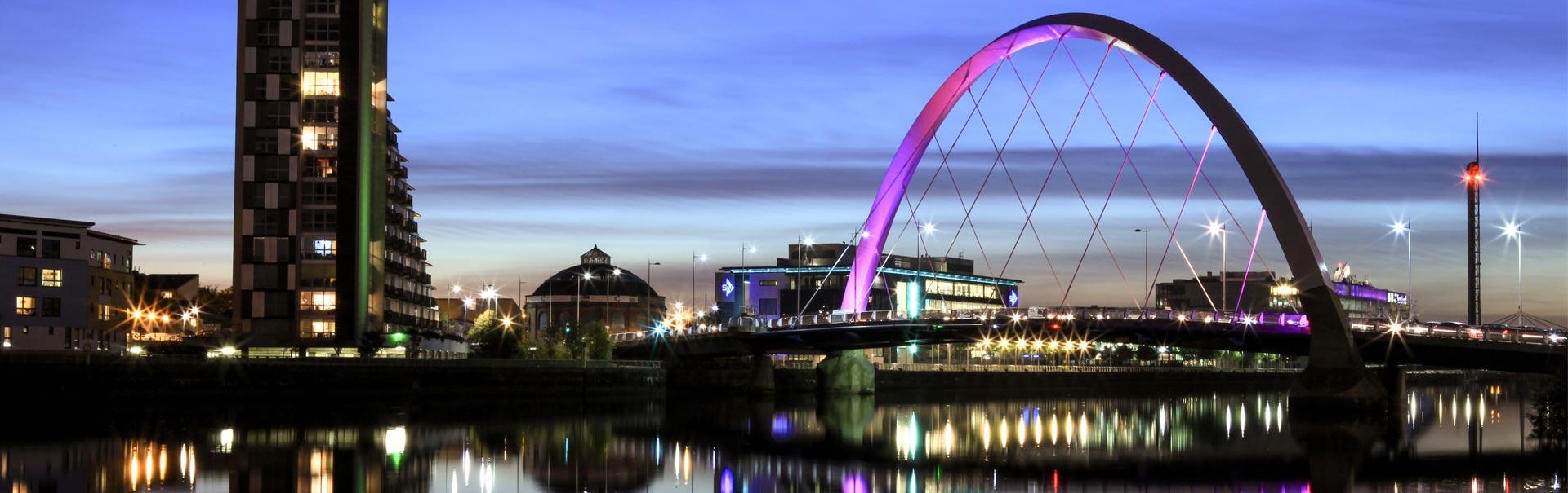 Glasgow City Break (SHUK7) Banner
