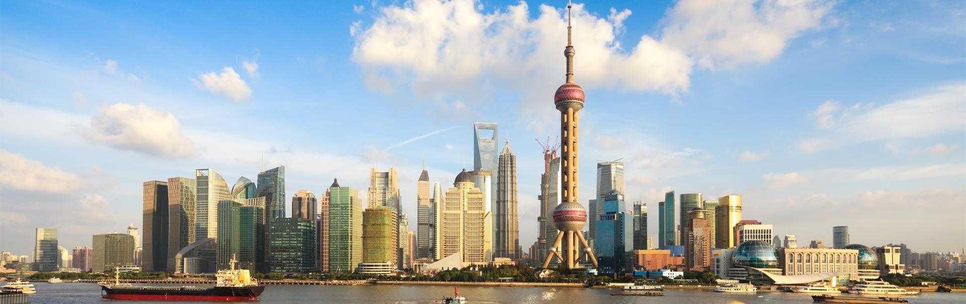 Beijing Shanghai (SHCH1) Banner