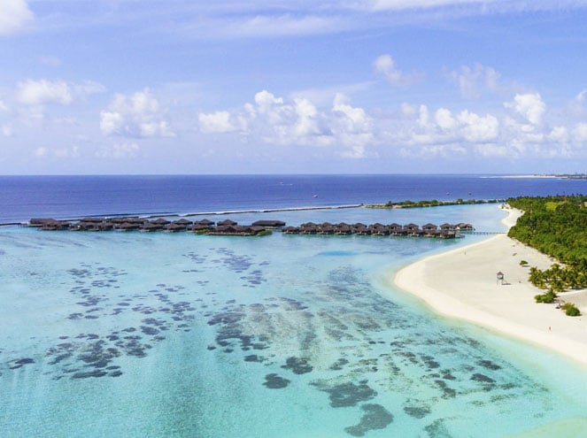 Maldives Paradise Island Resort Exp 1