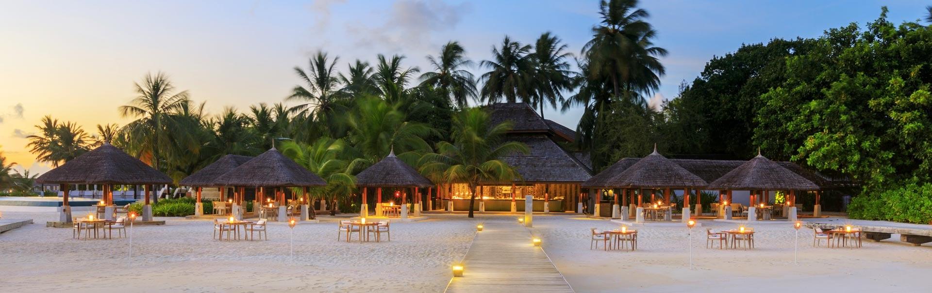 Luxury in Maldives (SHML11) Banner