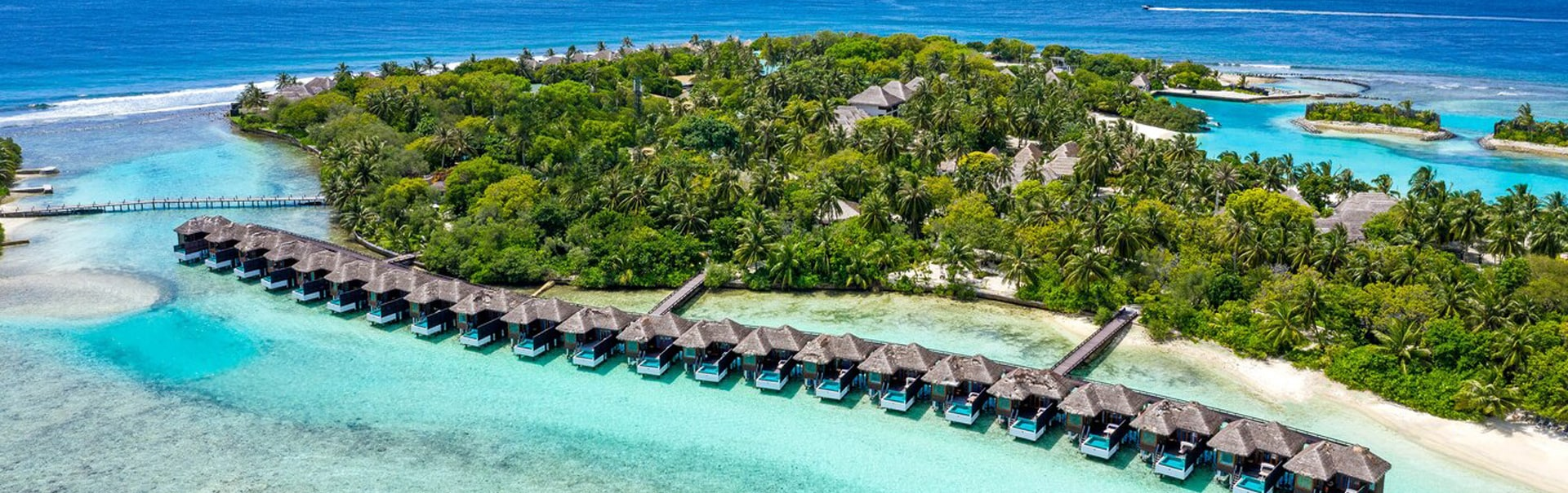 Sheraton Water Bungalow Stay (SHML19) Banner