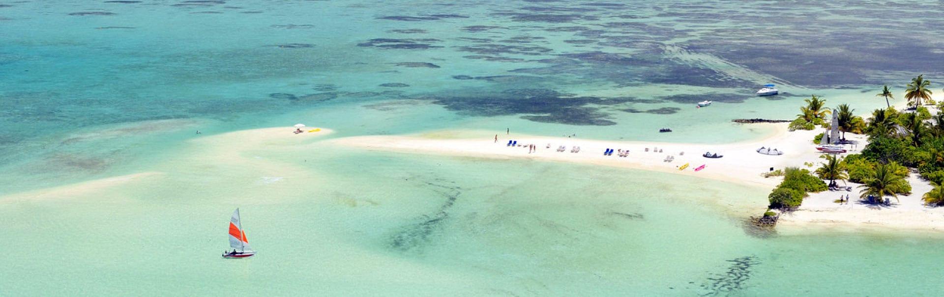 Maldives Fun Island (SHML2) Banner