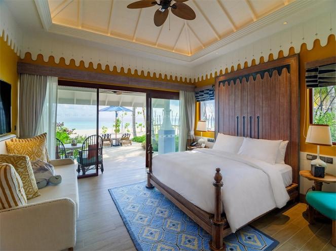 SAii Lagoon Beach Villa