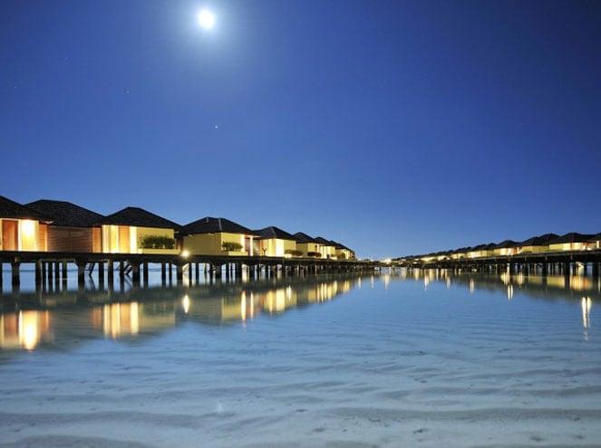 Paradise Island Beach Bungalow & Water Villa Exp 2