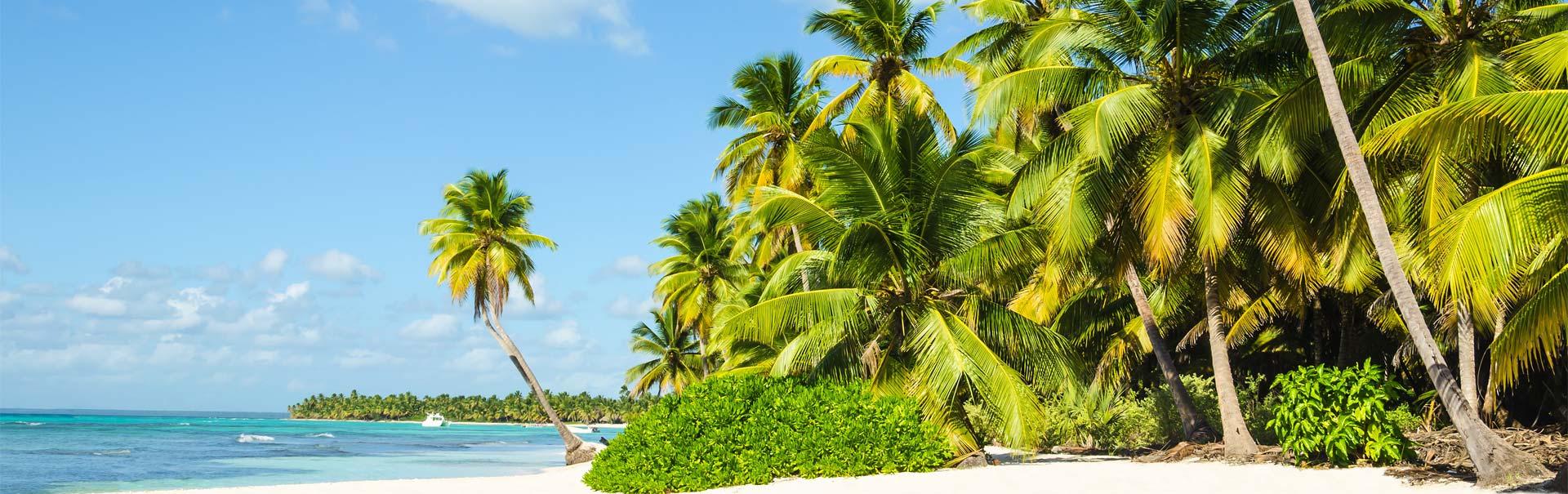 Mauritius with Laguna (SHMU3) Banner