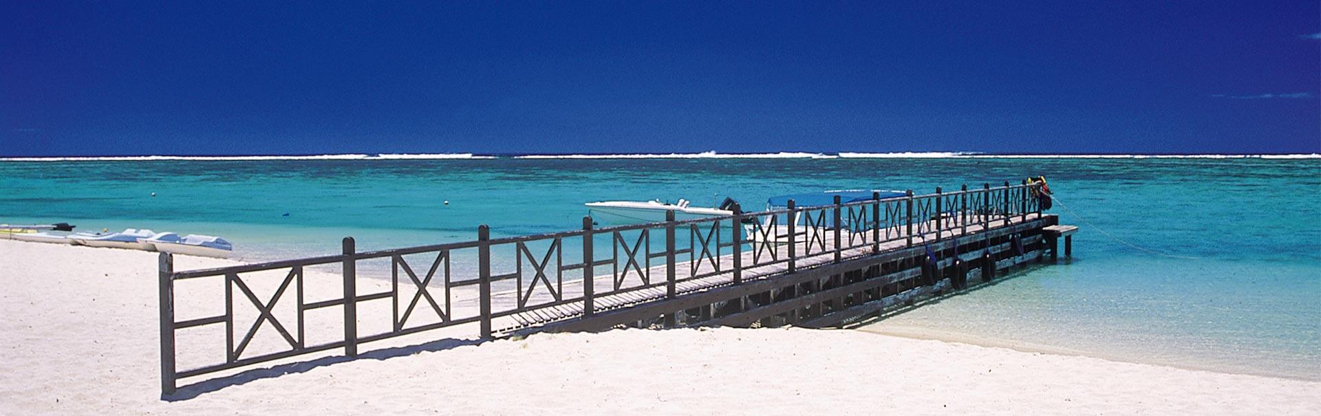 Mauritius with Radisson Blu Poste Lafayette (SHMU8) Banner