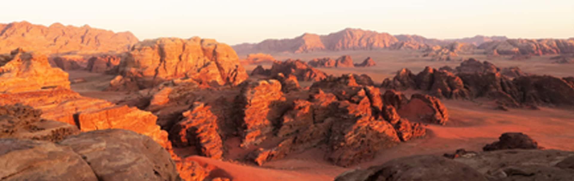Honeymoon in Jordan (SHJR8) Banner