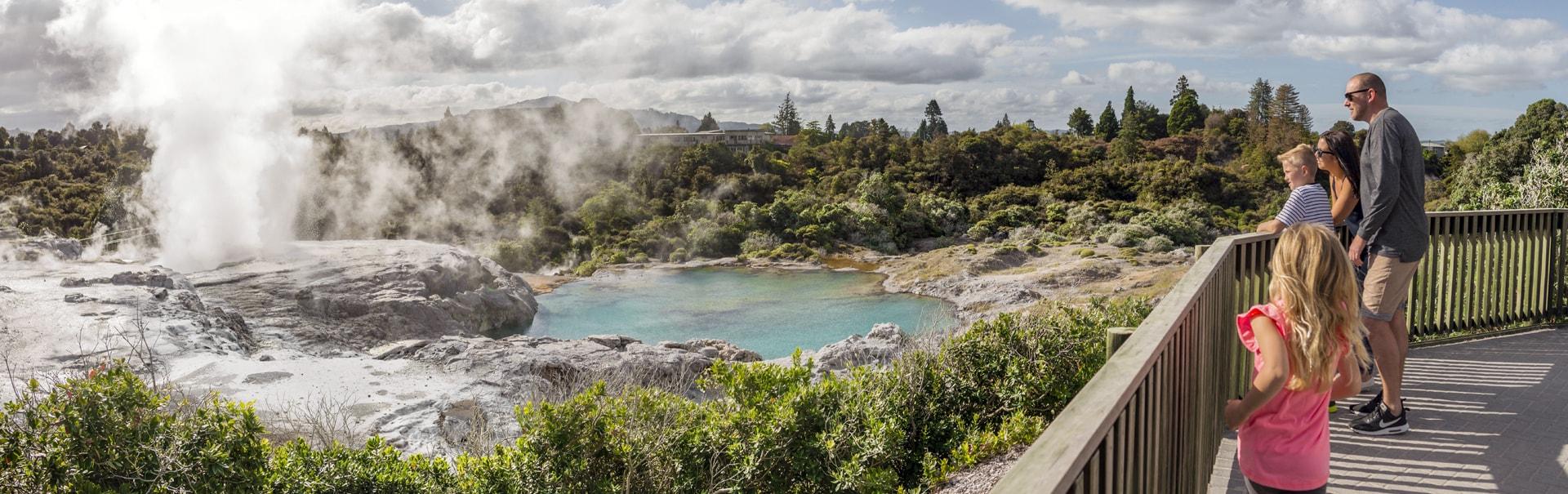 New Zealand northern wonder - Self Drive (SHNZ20) Banner