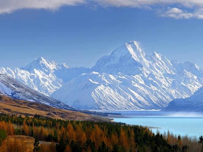 New Zealand Southern Splendour - Self Drive Exp 2