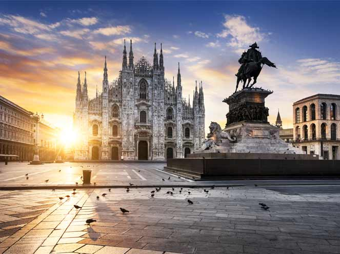 Milan (2N) Post Tour Holiday- Relax and Explore Exp 1