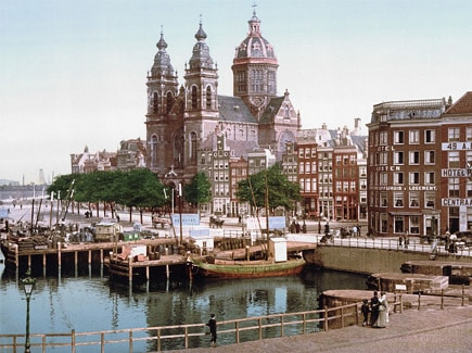 Amsterdam (2N) Post Tour Holiday-Relax and Explore
