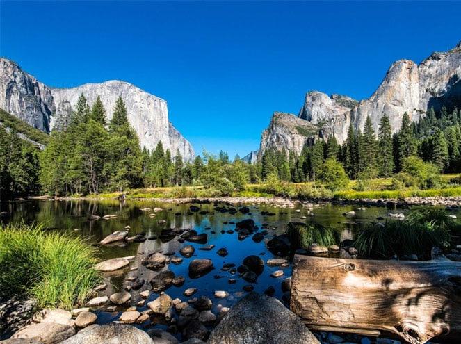 San Francisco(2N)Post Tour Holiday- Yosemite Park Exp 1