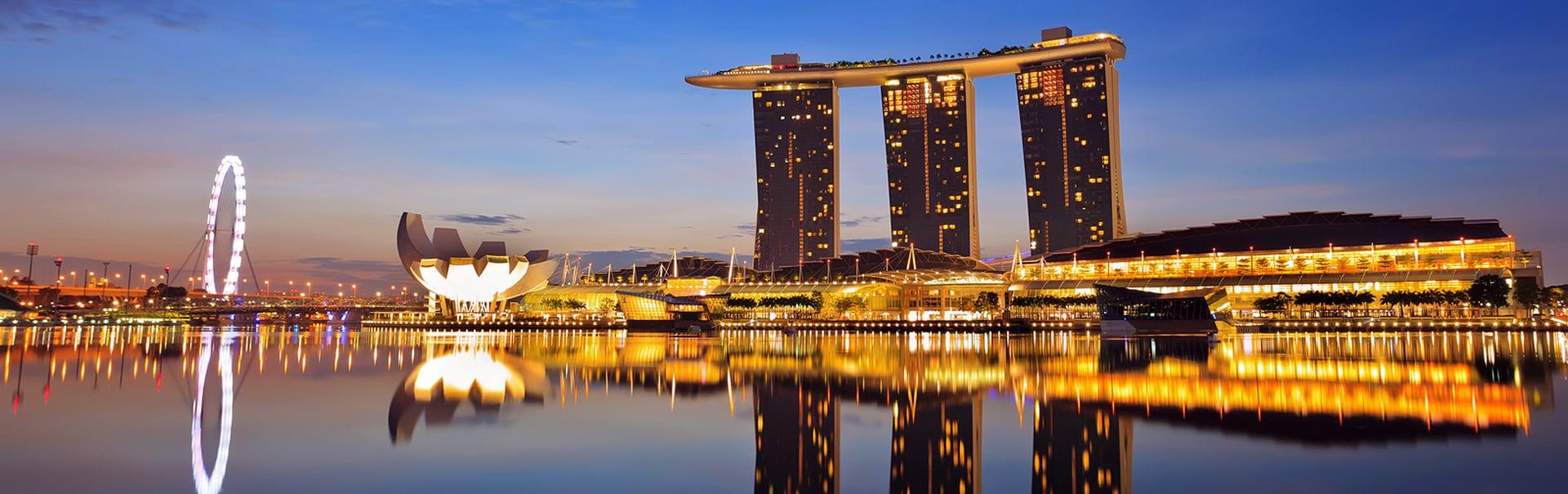 Singapore Malaysia (SHAS10) Banner