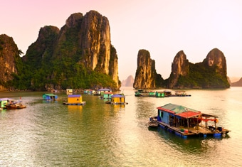 South East Asia Customized Holidays Tour Highlights