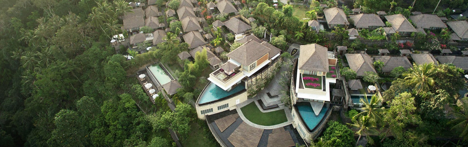 Kamandalu Resort with pool villa (SHIB15) Banner