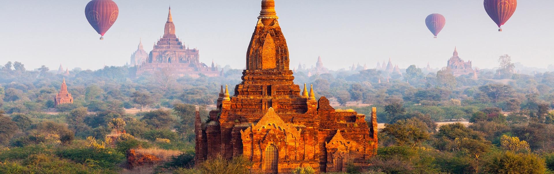 Mystical Myanmar (SHMR1) Banner