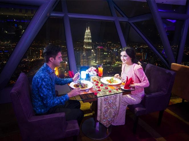 Kuala Lumpur Romantic Dinner