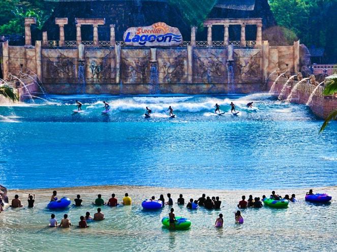 Lagoon Theme Park