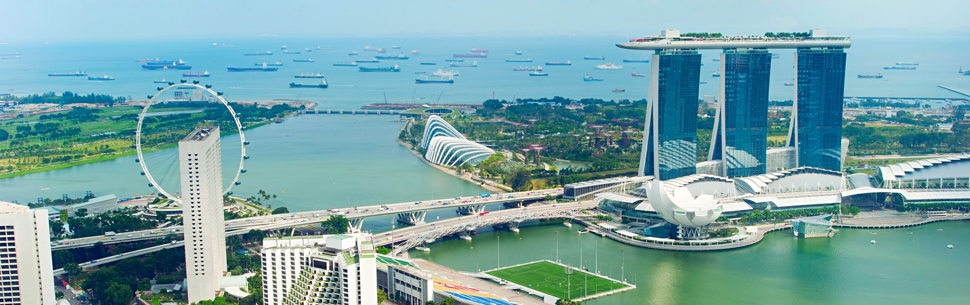 Singapore with Sentosa Stay (SHSG12) Banner
