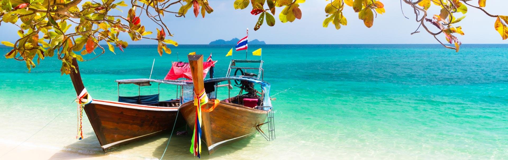 Phuket - Phi Phi and Four Island (SHTH15) Banner