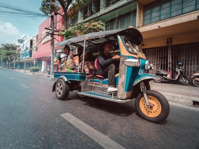 Pattaya City Tour In Auto