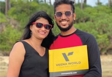 Veena World Moments 4