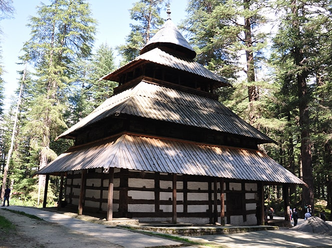 Hidimba Temple