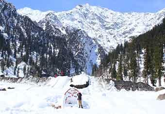 Himachal Pradesh Family Tour Highlights