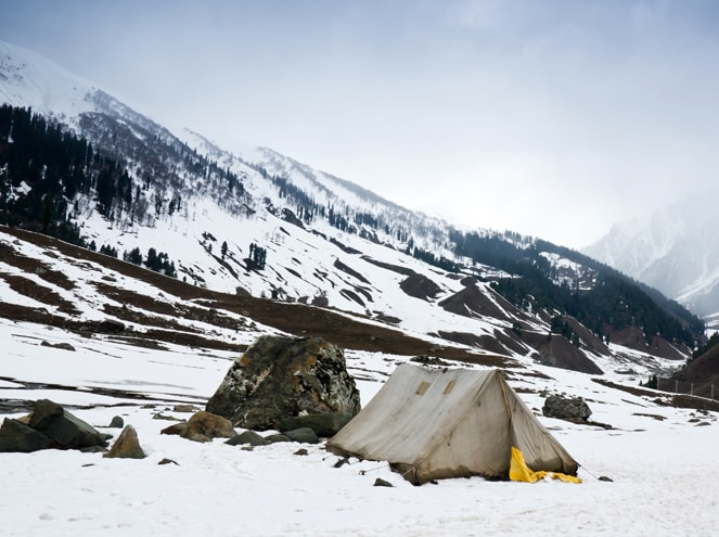 Jammu and Kashmir Women's Special Sightseeing 1