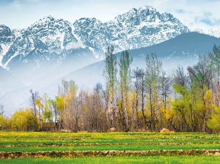 Jammu and Kashmir Women's Special Travel Highlights
