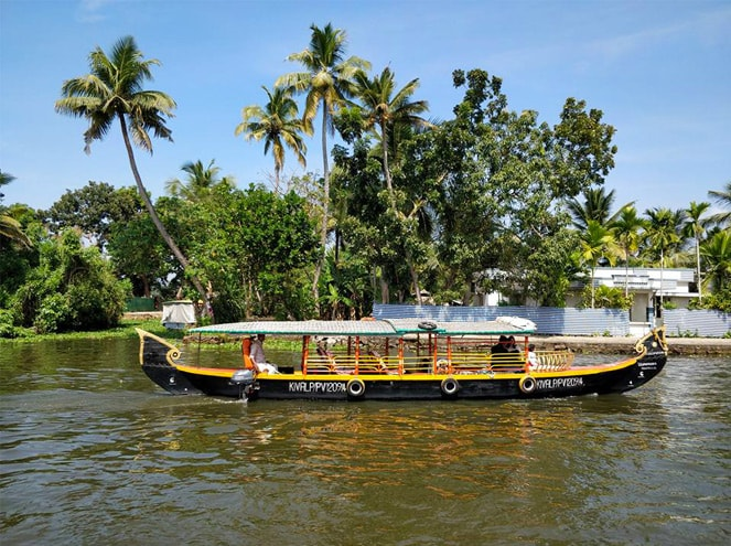 Kerala Family Sightseeing 2
