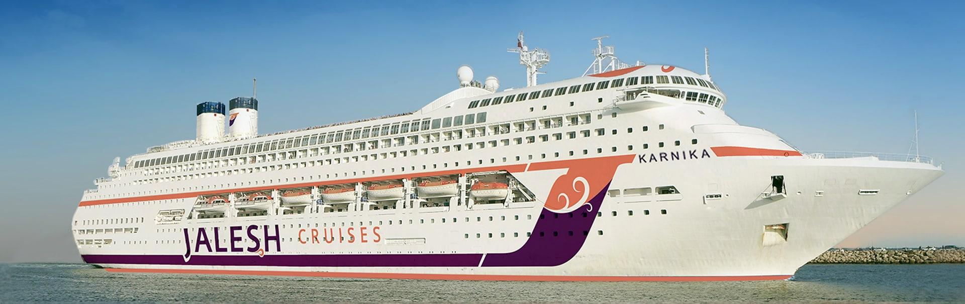 Seniors Special Jalesh Cruises (Karnika) (MHZJ) Banner