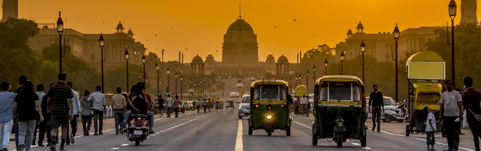 Delhi Agra (STDA) Banner