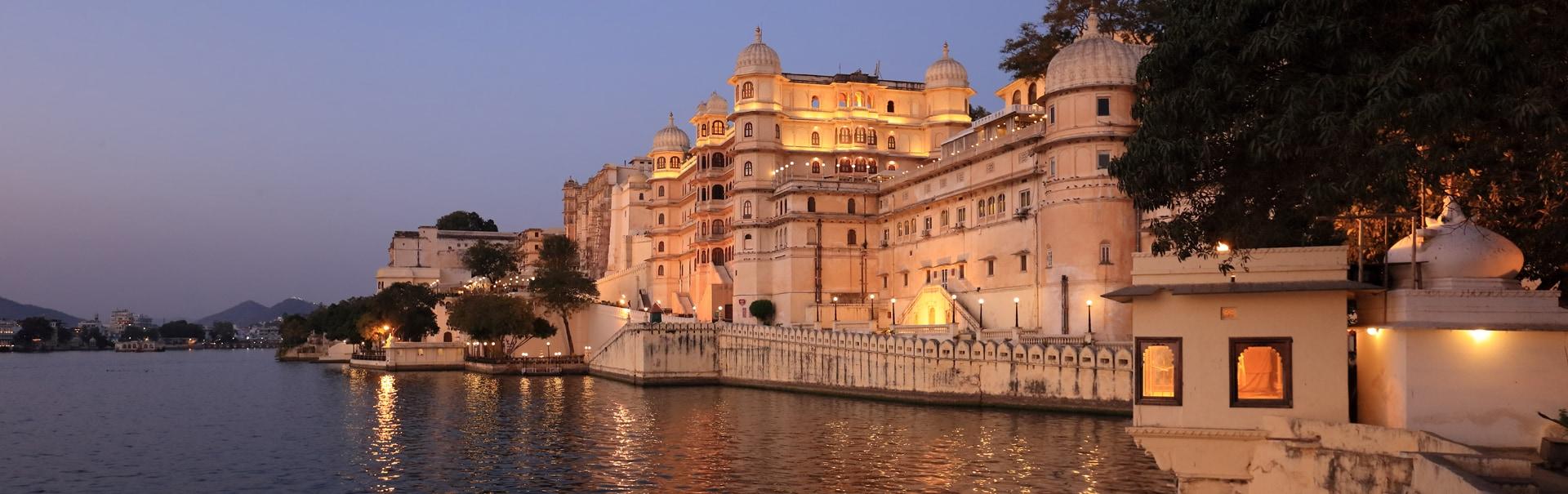 Jaipur Kumbhalgarh Udaipur (RJHK) Banner