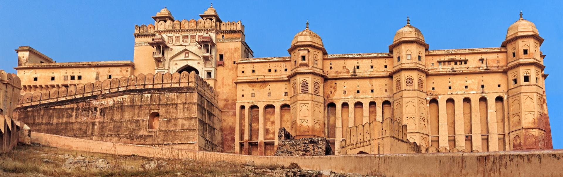 Udaipur Kumbhalgarh Ranthambore Jaipur (RJSK) Banner