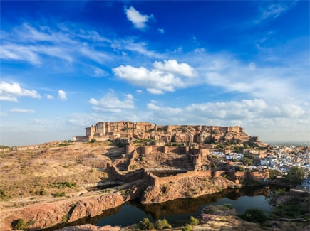 Rajasthan Women's Special Travel Highlights 1