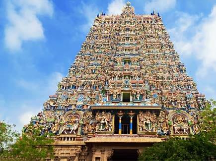 Pondicherry Mahabalipuram Madurai Rameshwaram (SIJW) Tour Package