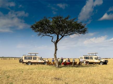 Mauritius Kenya Dubai (AFKD) Tour Package