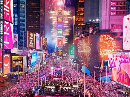 New Year Special - New York with USA East Coast (AMFA) Tour Package