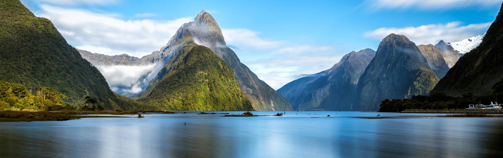 Wonders of New Zealand (AUNE) Banner